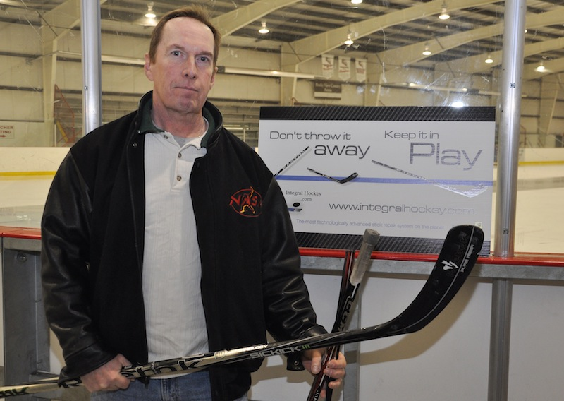 Tim Rotheisler of Chestermere