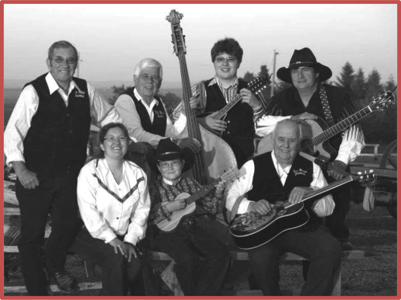 The Great Canadian Barn Dance band photo