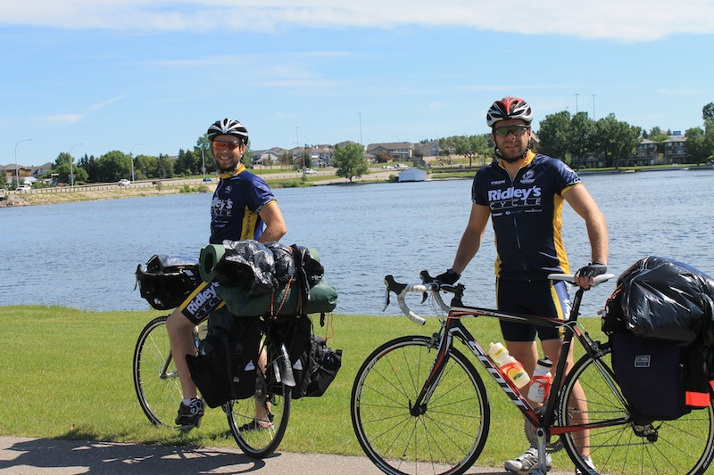 CF Ride in Chestermere