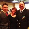 McAllister at the Redwood meadows Firefighters ball