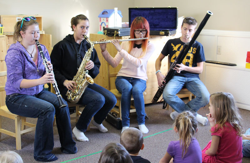 Chestermere-High-School-musicians
