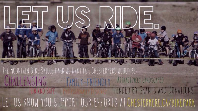 chestermere-bike-park-poster