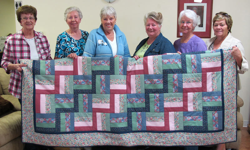 Whitecappers Quilters Group