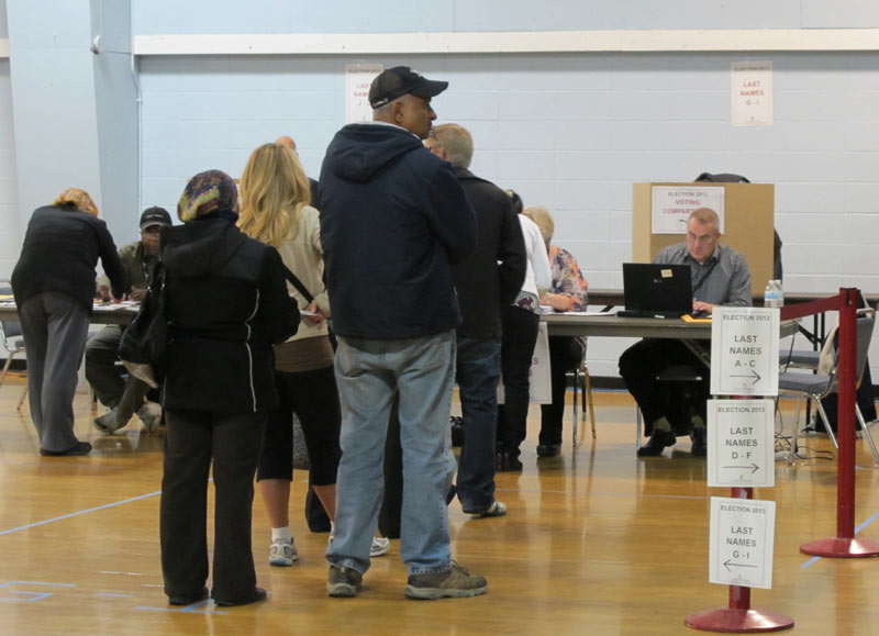 2013 Chestermere Municipal Elections