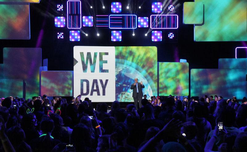 We Day Inspires