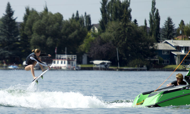 Canadian Wakesurf Nationals   The Chestermere Anchor Weekly