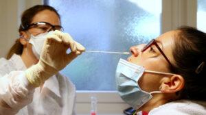 Asymptomatic COVID-19 testing availab